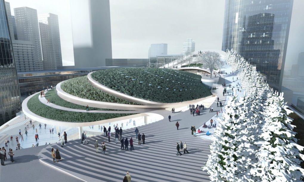 China World Trade Center Phase 3C