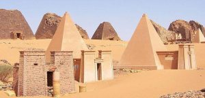 The forgotten Nubian pyramids