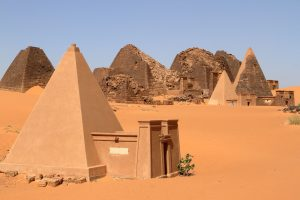 The forgotten pyramids of Nubia