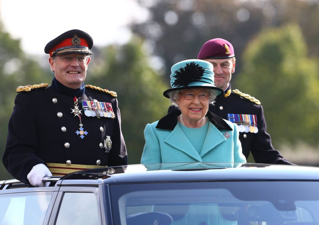 The Queen anniversary