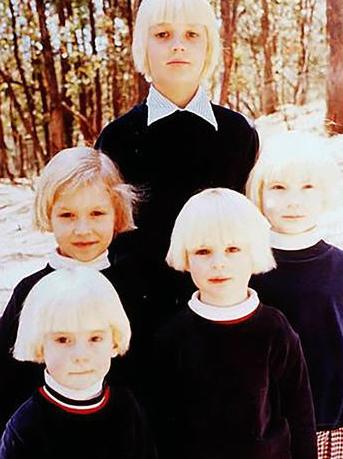 The children raised by Anne Hamilton-Byrne