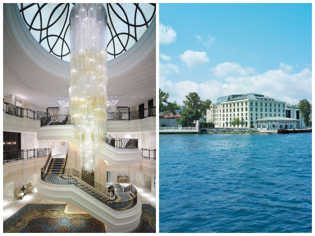 These are the most expensive hotel rooms in the world for Most expensive hotel room in the world