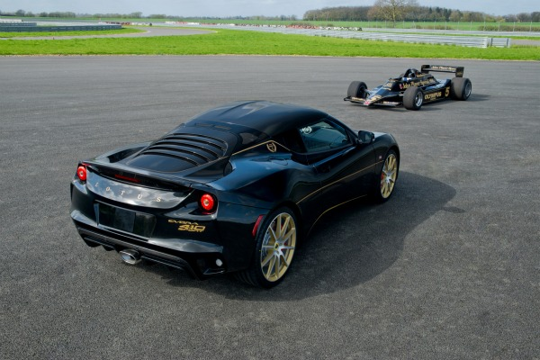 Strap on tight, Lotus Evora Sport 410 GP will blow you away