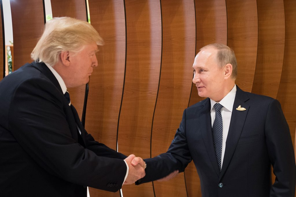 Trump-Putin meeting