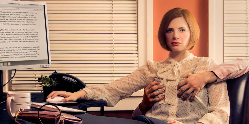 eeoc and sexual harassment of women While sexual harassment has been a pervasive problem for women throughout  if the eeoc finds in the favor of the victim (agrees you were harassed), it can.